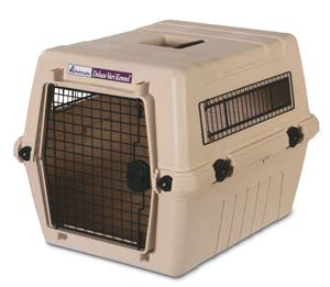 Deluxe Vari Kennel - Medium - UPPSELT!